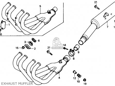Car Exhaust Systems Diagrams
