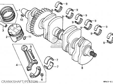 Willys F Head Engine Diagram