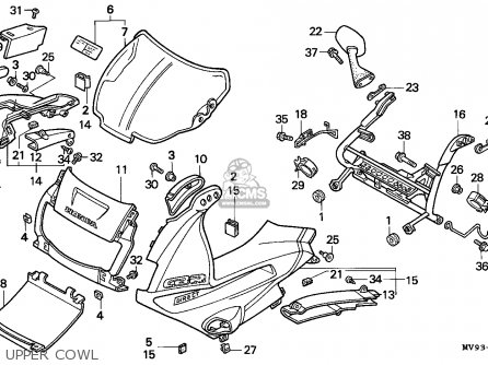 92 Cbr 600 F2 Parts Wiring Diagram Fuse Box