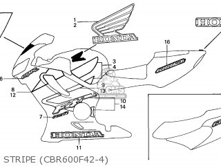 2004 cbr 600 f4 wiring diagram