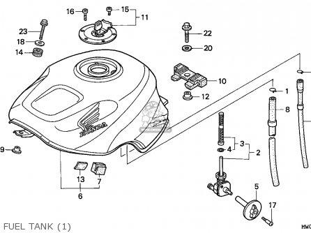 Cbr900rr Wiring Diagram