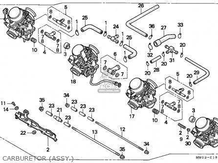 honda cbr900rr fireblade 1995 s england parts lists and. Black Bedroom Furniture Sets. Home Design Ideas