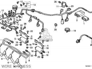 honda cbr900rr fireblade 1999 x germany kph parts list. Black Bedroom Furniture Sets. Home Design Ideas