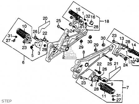 1981 Honda Gl500 Wiring Diagram