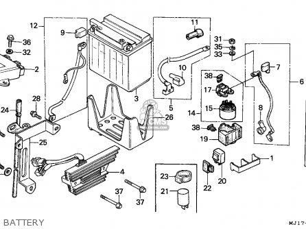 Nc50 Wiring Diagram
