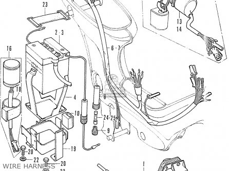 honda dax wiring harness with Partslist on Partslist moreover Ramairhood 1998 2004 Mazda Pickup Cobra also 82 Honda Nighthawk Bobber Wiring Diagram furthermore