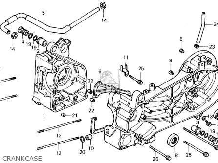 Rhino 660 Engine Diagram