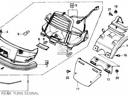49cc Scooter Carburetor Diagram