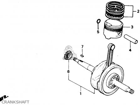 1986 honda trx 125 wiring diagram honda ch80 elite 80 1986 (g) usa parts list partsmanual ... 1986 honda elite 80 wiring diagram