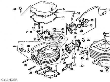 Vacuum Diagram For Honda Foreman furthermore Honda Trx 250 Carburetor Schematic additionally Honda Fourtrax 250 Carburetor Diagram in addition Honda Recon 250 Carburetor Diagram moreover Honda Gcv160 Carburetor Repair. on honda recon carb diagram