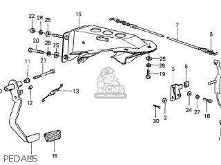 Cadillac Escalade Cabin Filter Location furthermore 581824 Cylinder Diagram as well Tp9982 Exercise3 4910 additionally Water Selector Valve together with Stick Shift Manual Transmission Diagram. on manual pedals