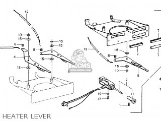 honda civic 1200 eb3 1978 3d 5s  kc  parts list