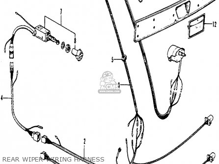 Jeep Cj 5 Wiring Diagram also Cb Wiring Harness further 3019664 Fuel Tank Lock Ring as well Serpentine Alternator Wiring as well 1997 Infiniti Qx4 Wiring Diagram And Electrical System Service And Troubleshooting. on car wiring harness wire gauge