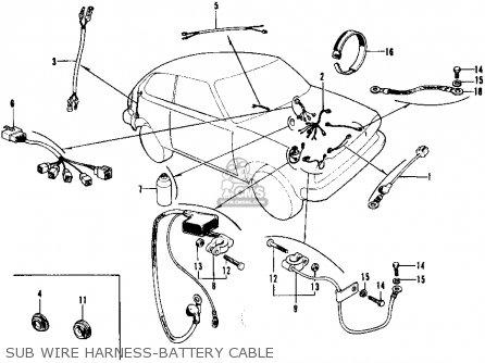 Honda Civic 1975 3dr1200 Ka Parts Lists And Schematics