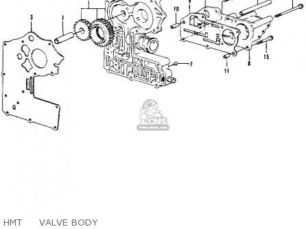 Partslist on Honda Civic Windshield Washer Pump