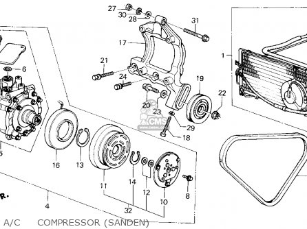 wiring diagram for 1969 pontiac firebird with Sanden  Pressor Wiring Diagram on 2011 10 01 archive also 1968 Camaro Parking Ke Cable Diagram furthermore Home as well Firing order moreover 1965 Mustang Horn Wiring Diagram.