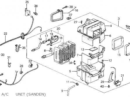 honda fit exhaust diagram  honda  free engine image for