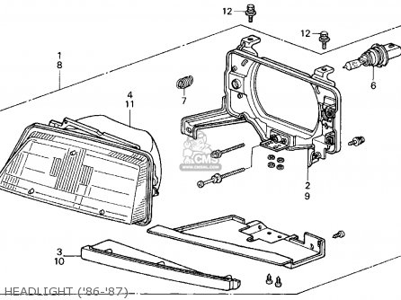 Sohcvtec further 1991 Honda Accord Wagon Wiring Diagrams as well Honda Crx Wiring Diagram additionally 87 Crx Wiring Diagram moreover Engine Wiring Diagramwire Harness. on 91 honda civic si wiring harness