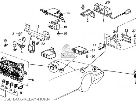 93 Celica Fuse Box on 1993 toyota 4runner wiring diagram