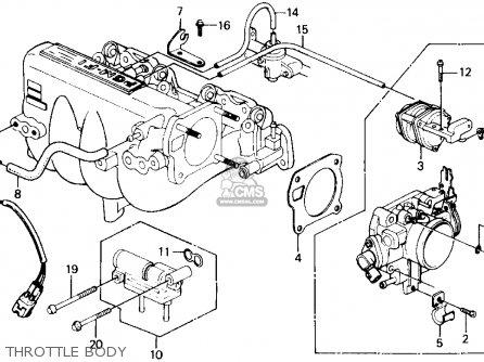 1990 Honda Civic Si Fuse Box Diagram