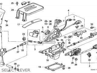 Honda Civic 1999 X 4dr Ex Ka Parts Lists And Schematics