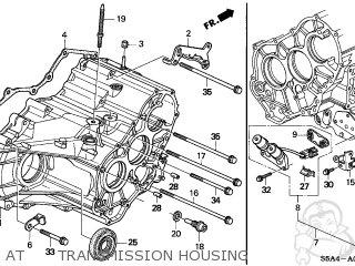 Honda Civic 2003 3 4dr Ex Ka Parts Lists And Schematics