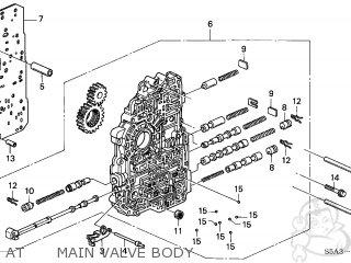 Honda Civic 2003 3 4dr Lx Ka Parts Lists And Schematics