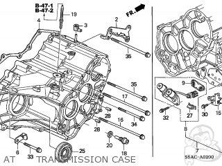 at transmission case