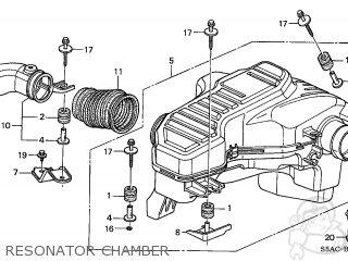 Honda CIVIC 2005 (5) 4DR DX (KA) parts lists and schematics | 2005 Honda Civic Schematics |  | Cmsnl.com