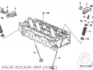 Honda Civic 2005 5 4dr Lx Ka Parts Lists And Schematics
