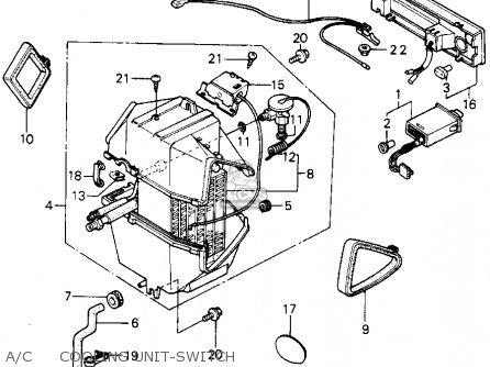 honda civic htbk  wagon 1982  c  3dr gl 1500  ka kh kl