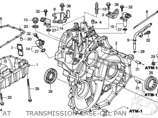Honda Civic Hybrid 2004 4 4dr Hybrid Ka Kl Parts Lists And Schematics