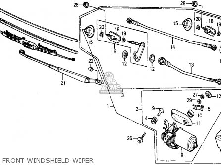2004 Civic Radio Wire Diagram Integra Wire Diagram Wiring