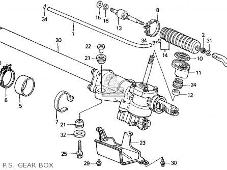 Wagon Steering Axle