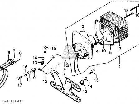 honda cj360t 1976 usa taillight_mediumhu0045f8023_e850 dodge b250 wiring diagram dodge find image about wiring diagram,1992 Dodge B250 Ram Van Wiring Diagram