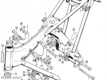 honda cl100 carburetor diagram