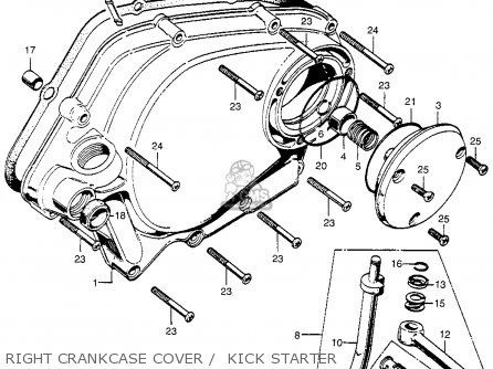 1969 Cb175 Wiring Diagram Usa