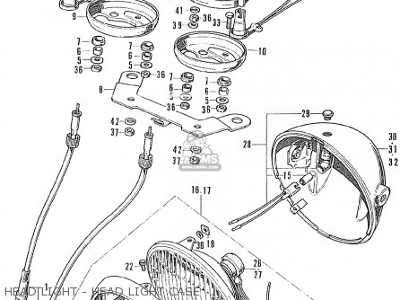 Wiring Diagrams 1975 Yamaha 250 Enduro