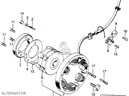 Mercruiser 4 3 Alternator Wiring Diagram together with Wiring Harness For B Boat together with Album page moreover 1973 Chevy 350 Starter Wiring Diagram likewise Starting. on volvo penta alternator wiring diagram