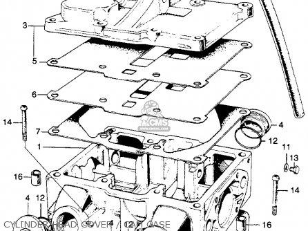 cb350 engine diagram