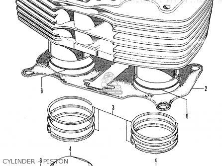 1972 Cadillac Engine Diagram