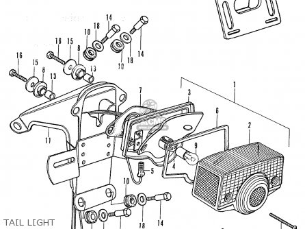 ezgo headlight wiring diagram