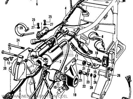 1971 Volkswagen Parts Diagrams