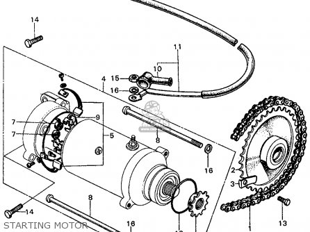Honda Cl450 Engine Diagram on xs650 wiring diagram