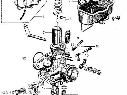 honda cl77 scrambler 1965 usa    305 parts list partsmanual