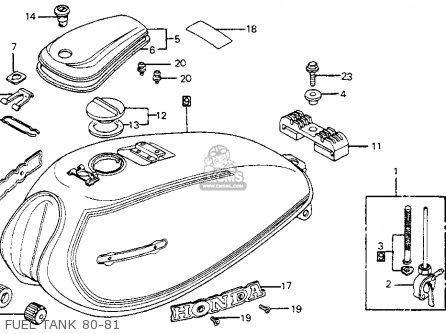 honda cm200t twinstar 1981  b  usa parts list partsmanual partsfiche Honda Twinstar Parts Honda Twinstar Specs