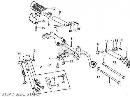 Challenger Parts Diagram