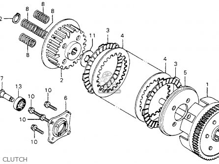 1982 Honda Cm200t Parts on honda cb750 wiring diagram