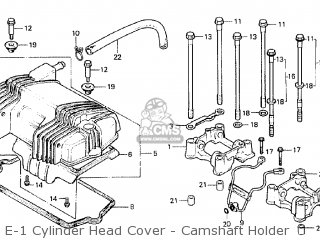 Honda Cm400a 1979 Z Canada Parts Lists And Schematics