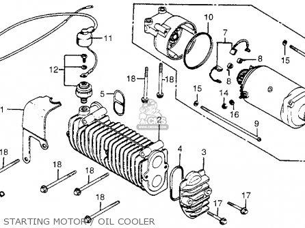 honda cm400c custom 1979  z  usa parts lists and schematics